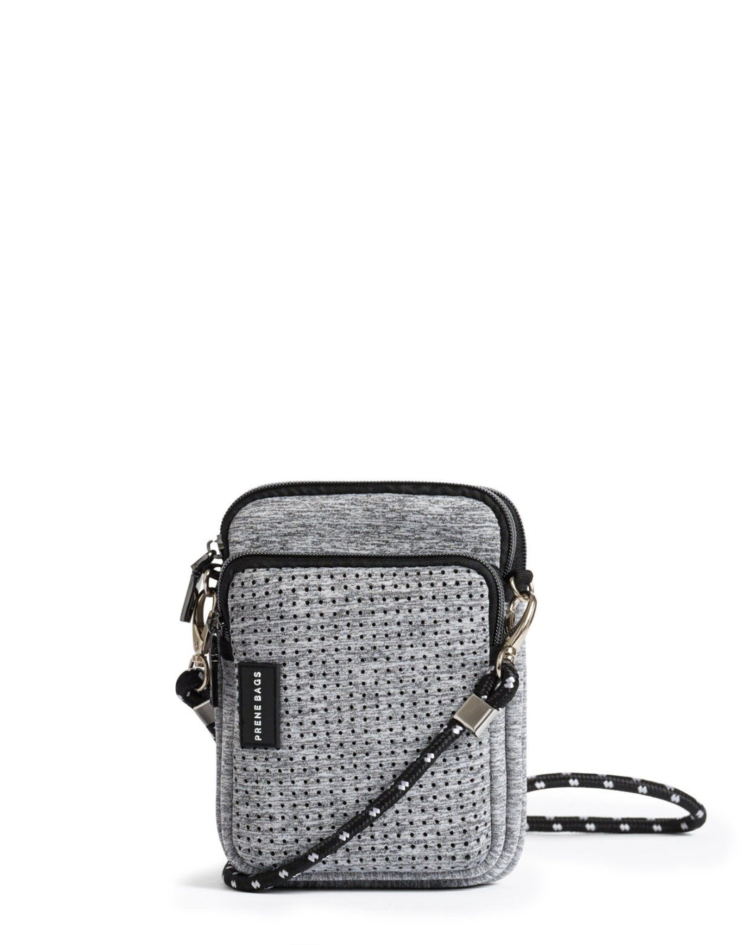 The Mimi Bag - Light Grey Marle by Prene