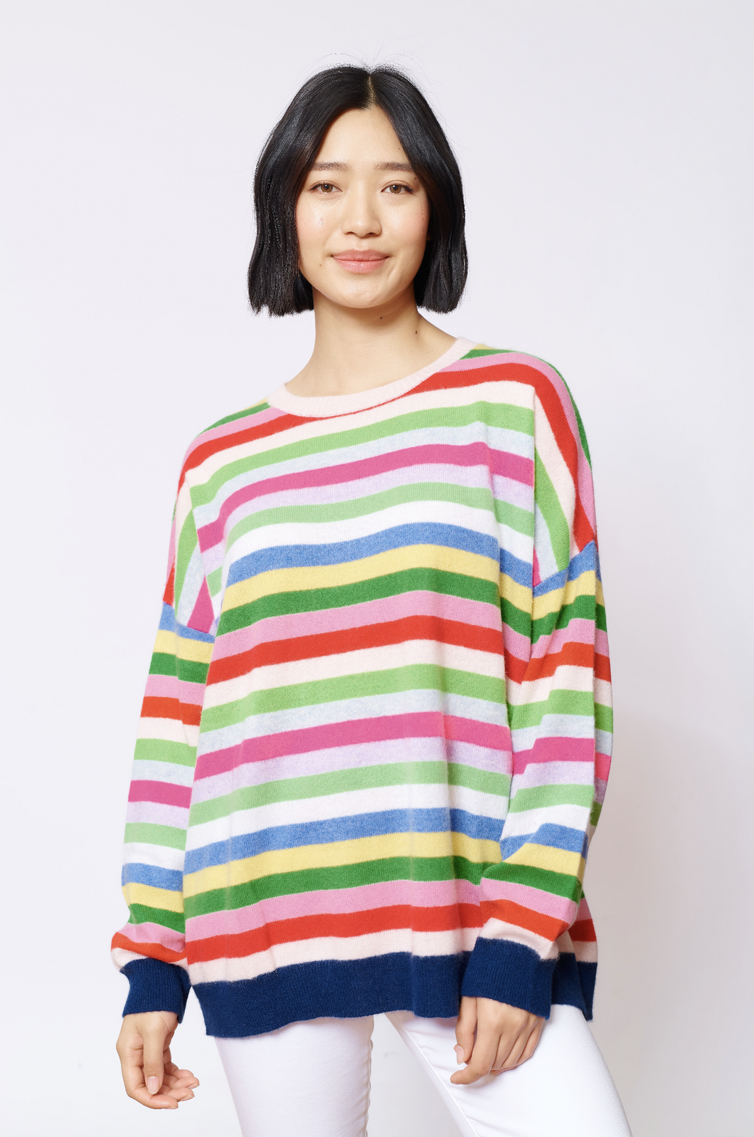 Van Gogh Cashmere Sweater Bright by Alessandra