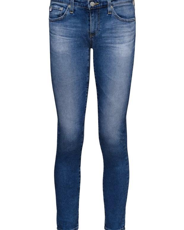 The Legging Ankle Jean, 13 Years Flowing by AG