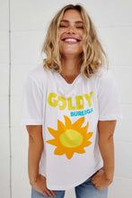 Load image into Gallery viewer, Goldy T-shirt by Binny