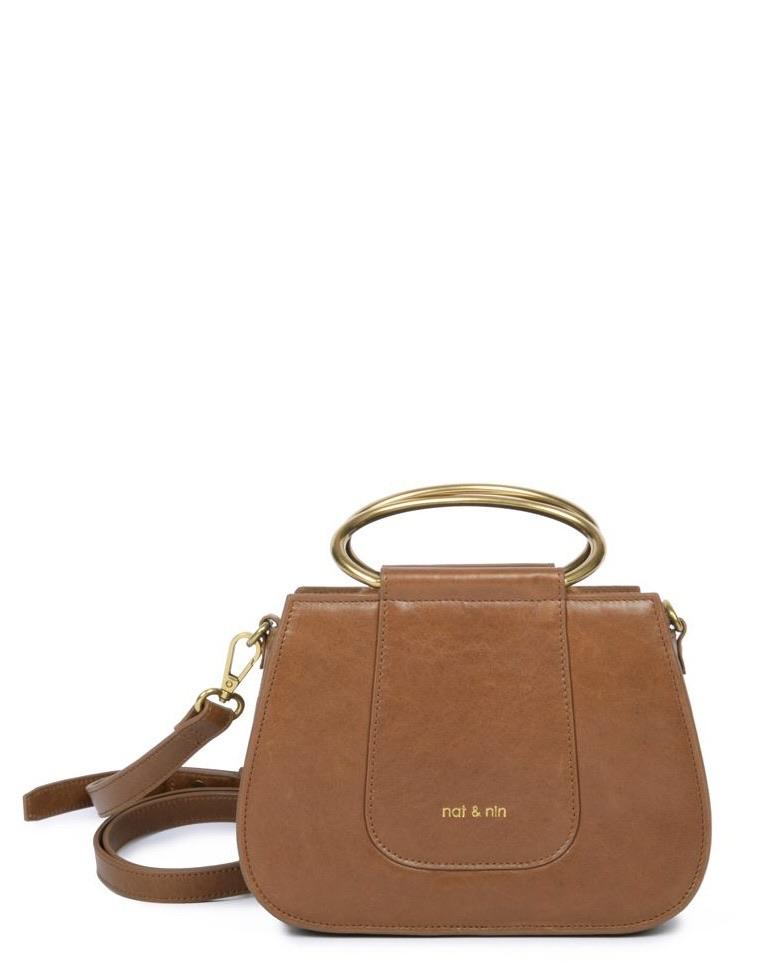 Nancy Bag by Nat & Nin in Spice