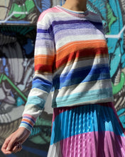 Load image into Gallery viewer, Spring Stripe Knit by Frankie's Melbourne