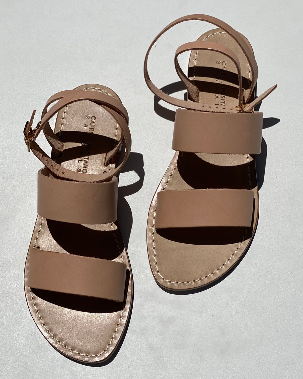 Classic Band Sandals by Capri Positano