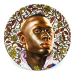 Load image into Gallery viewer, Idrissa Mdiaye (Plate) by Kehinde Wiley