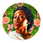 Load image into Gallery viewer, Plate Set by Kehinde Wiley