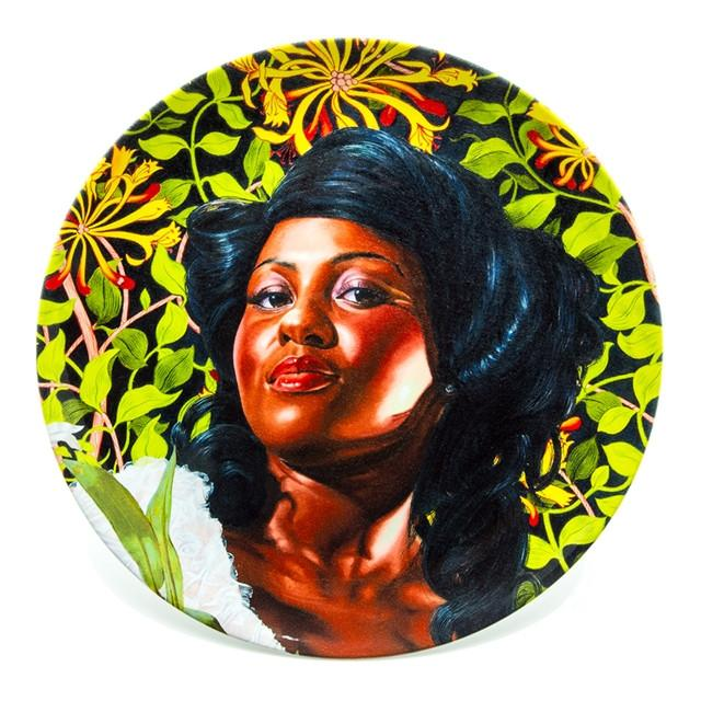 Mary Little... (Plate) by Kehinde Wiley