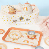 Sass & Belle - Earth Rainbow Kids Tea Set