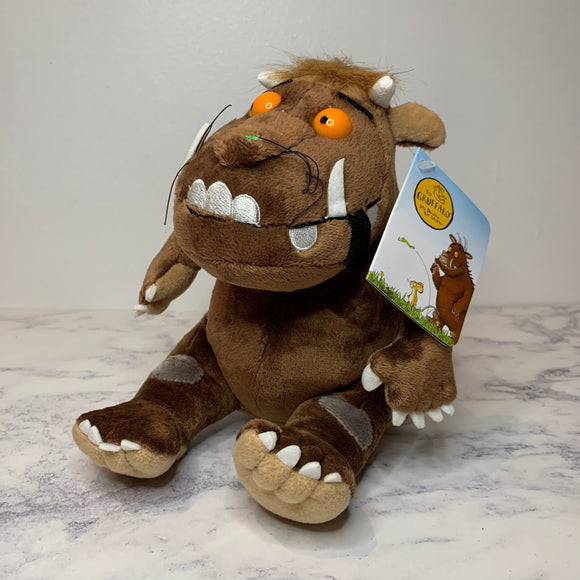 Cuddly Sitting Gruffalo Soft Toy 9in