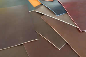 Pre-Cut Leather Panels