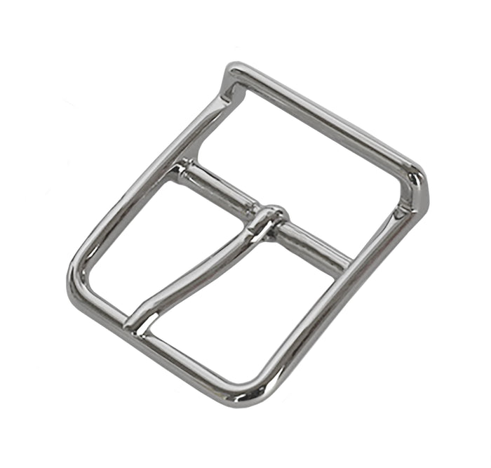 "Belt Buckles - Italian ""Ethos"" Single Prong (Solid Brass - Nickel Free Plated)"