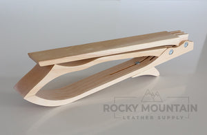 "Rocky Mountain - Premium French ""Adjustable"" Stitching Clam - Foldable"