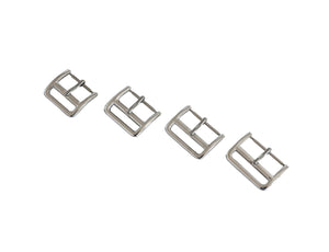 Watch Buckles - Stainless Steel - (16, 18, 20, 22mm)