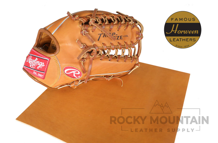 Horween 🇺🇸- Baseball Glove - Chrome Tanned Leather