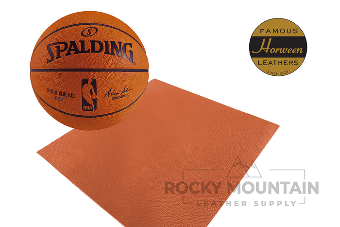Horween 🇺🇸- NBA Basketball - Chrome Tanned Leather