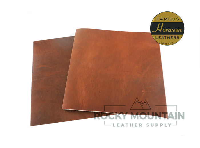 Horween - Dublin® - Pull Up Veg Tanned Leather