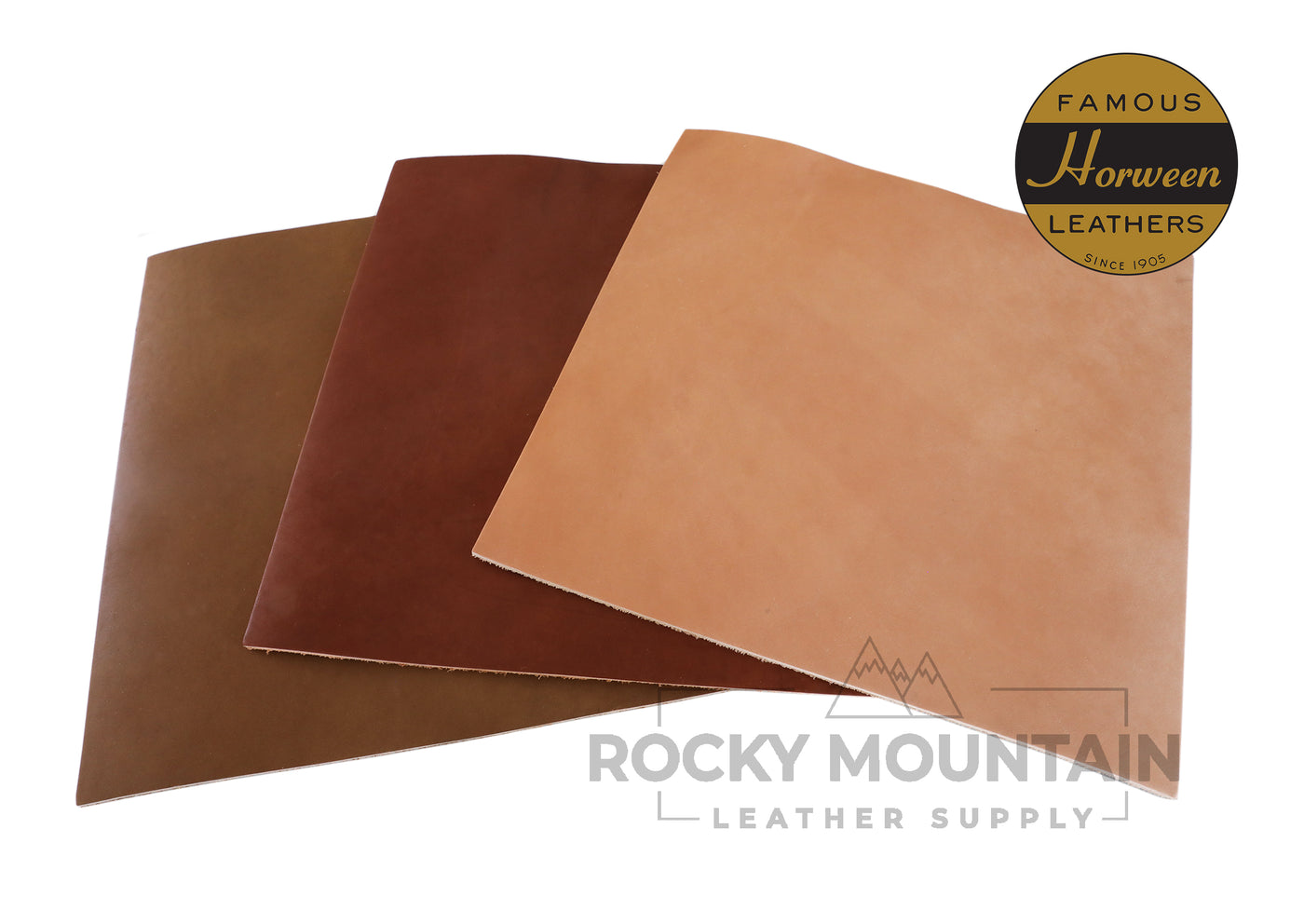 6768edd6d5 Horween 🇺🇸- Essex® - Veg Tanned Leather – Rocky Mountain Leather Supply