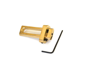 Kyoshin Elle Brass Pro Border/Carving Tool with Adjustable Guide