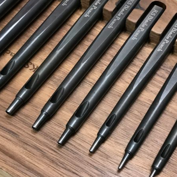 Ks Blade Premium Hole Punches Rocky Mountain Leather Supply