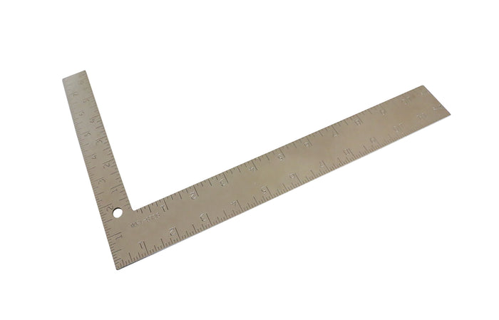 L Square & Ruler (Inches)