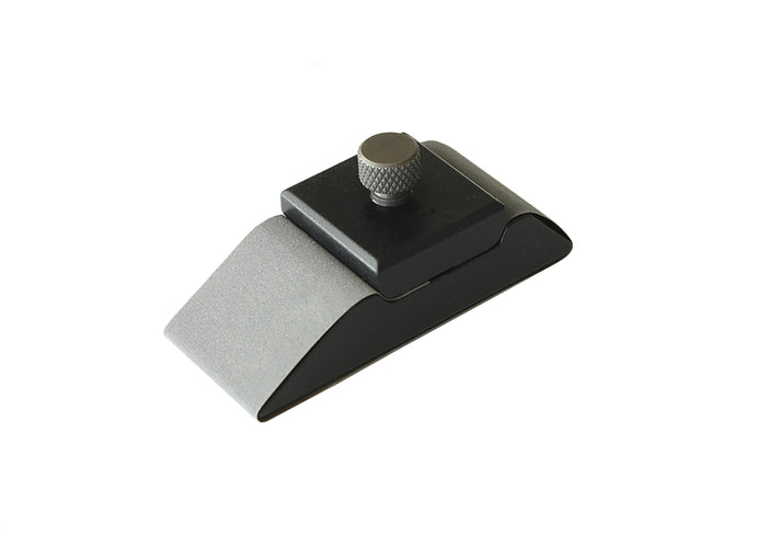 Leather Edge Sanding Block