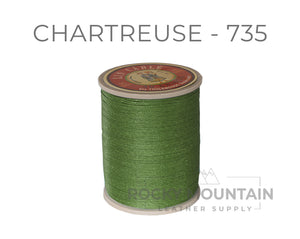 "Fil au Chinois - ""Lin Cable"" Waxed Linen Thread (Size 632)"
