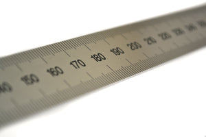 GEI - Precision Rulers (Metric & English) - Made in USA