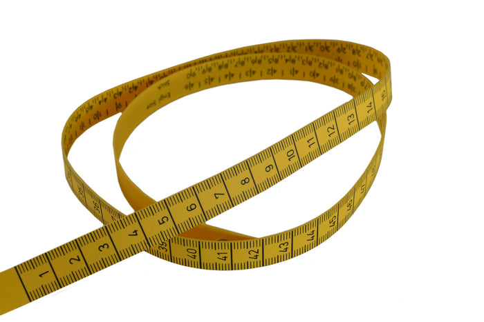 Shoemakers Measuring Tape - Made in Italy