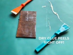 Non-Stick Glue Mats - Reusable & Easy to Clean!