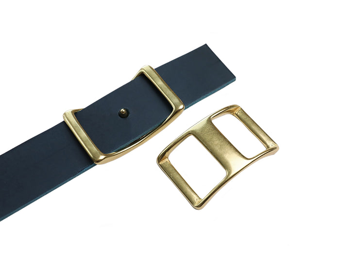 Conway Strap Buckles (Solid Brass) - 4 Sizes