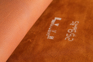 "Tanneries Haas  🇫🇷- ""Foulonne"" Novonappa® - French Calfskin Leather"