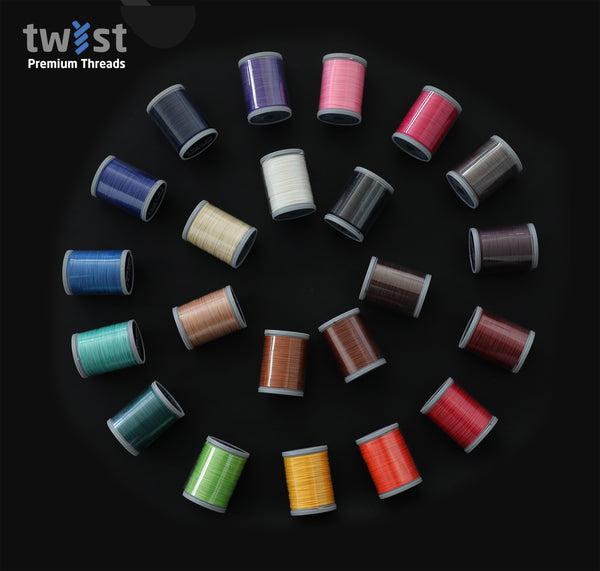 Twist - MasterFil Premium Waxed Linen Thread - Buy 5 Get 6th Free