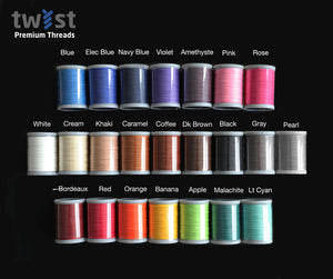 Twist - PolyBraid Premium Braided Polyester Thread
