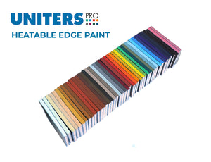 Uniters - Pro Heatable Edge Paint (Matte) - 50 Colors!