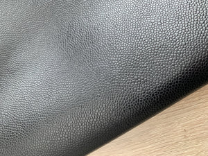 Large Caviar 🇫🇷- Calfskin Leather - 3oz (1.2mm) - Made in France