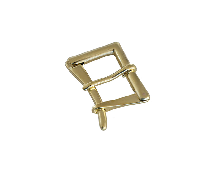 "Belt Buckles - ""Quick Release"" Fireman (Solid Brass) - 38mm (1.5in)"