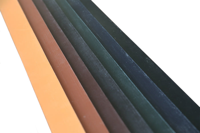 JE Sedgwick 🇬🇧- Traditional English Bridle Leather - Belt Straps (Many Colors) - 9/10oz (4.0mm)