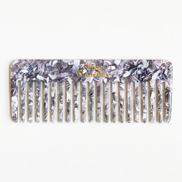 Mosaic Wide Tooth Comb