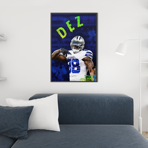 Dez Splash | Poster