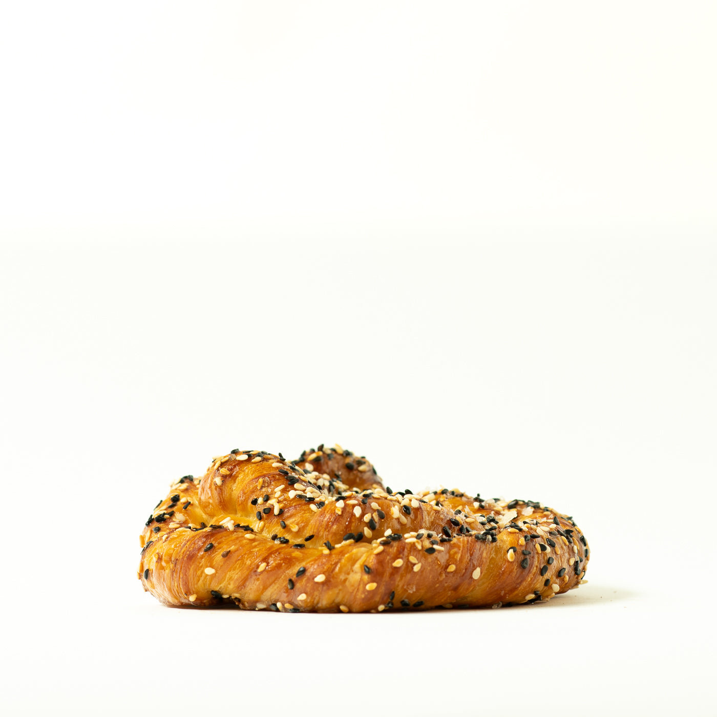 Honey Sesame and Sea salt
