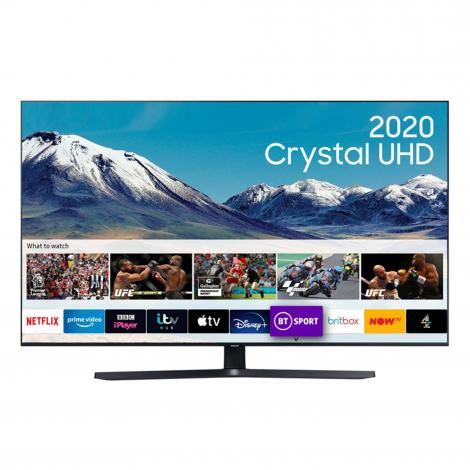 "65"" Dynamic Crystal Colour HDR Smart 4K TV with Tizen OS"