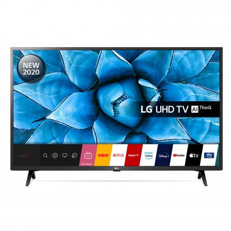 "50"" 4K Ultra HD Smart TV with webOS"