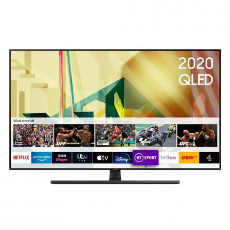 "55"" QLED 4K Quantum HDR Smart TV with Tizen OS"