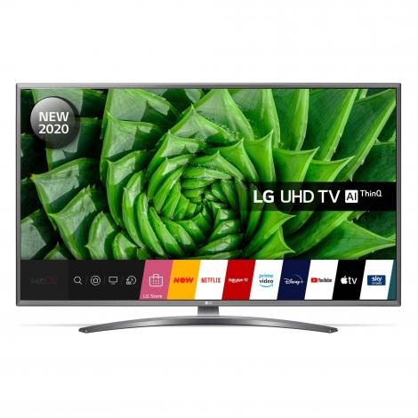 "43"" 4K Ultra HD Smart TV with webOS"
