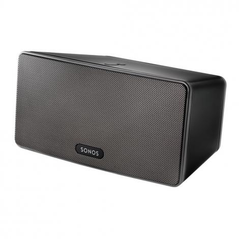 Sonos Play 3 Wireless Multi-Room Audio Speaker in Black