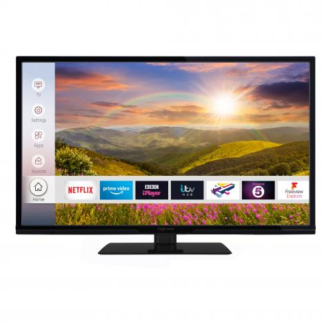 "24"" LED TV With DVD Player"