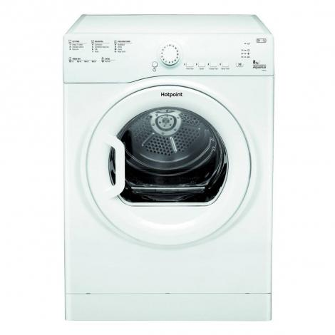 TVFS83CGP9 8kg Vented Tumble Dryer - White