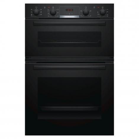 Serie 4 Built-In Electric Double Oven