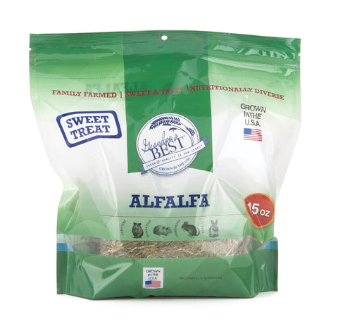 Alfalfa Hay for Small Animals - 15oz