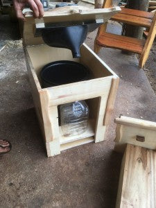 Dry Compost Loo