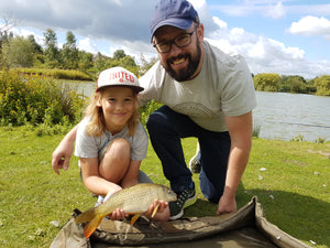 Beginners fishing Lesson in East London for two people (2hrs)